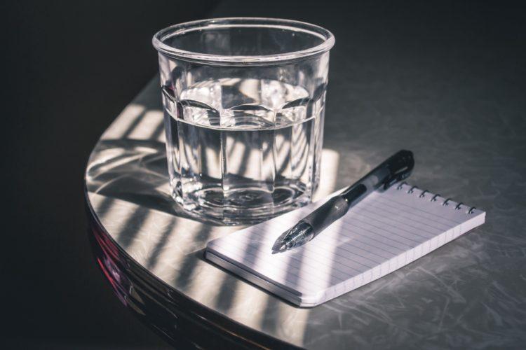 стакан воды метод сильва